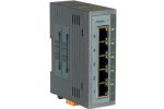 NS-205A 5 port Ethernet Switch (12-48V Power)