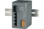 NS-205FC 4 port Ethernet + Fibre Switch (SC)