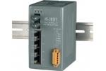 NS-205FT 4 port Ethernet + Fibre Switch (ST)