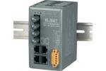 NS-206FT 4 port Ethernet + Dual Fibre Switch (ST)