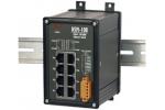 NSM-108 8 port Ethernet Switch - Rugged