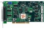 PCI-1002HU 32Ch.AI, 12-bit 44ks/s, Dig I/O High Gain Board