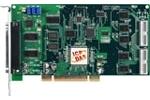 PCI-1002LU 32Ch.AI, 12-bit 110ks/s, Dig I/O Low Gain Board