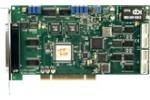 PCI-1202HU 32Ch.AI, 12-bit 44ks/s, 2AO, Dig I/O High Gain Board
