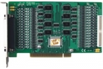 PISO-A64 64Ch Isolated OC Digital Output Board(current sourcing)