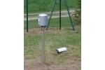Rain-mast  Mast for mounting Rain Gauge Sensor (1m)