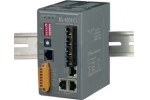 RS-405FCS 3 port Ethernet Ring + Dual Fibre Switch (SC) - 15km