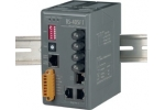 RS-405FT 3 port Ethernet Ring + Dual Fibre Switch (ST)