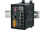 RSM-405FC 3 port Ethernet Ring + Dual Fibre Switch (SC) - rugged