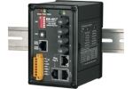 RSM-405FT 3 port Ethernet Ring + Dual Fibre Switch (ST) - rugged