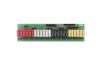 SSR-RACK24 Solid-State Relay Backplane (Gordos/OPTO-22 Type Relays), 24-Channel