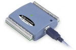 USB-1208LS  12-Bit, 1.2 kS/s, Multifunction USB Data Acquisition Device