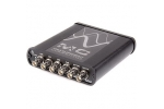 USB-1604HS-2AO 16-Bit, 1.33 MS/s, High-Speed DAQ Device with 4 SE Simultaneous Analog Inputs, 2 Analog Outputs