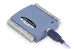 USB-1608FS  16-Bit, 200 kS/s, Multifunction DAQ Device with 8 SE Simultaneous Analog Inputs