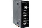 USB-2560 4-port Industrial USB Hub