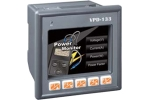 "VPD-133  3.5"" TouchPAD HMI Display, IP65 Panel, Rubber keypad, PoE"