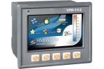 "VPD-142-H  4.3"" TouchPAD HMI Display, IP65 Panel, Rubber keypad"