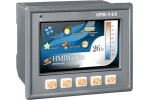 "VPD-143-H  4.3"" TouchPAD HMI Display, IP65 Panel, Rubber keypad, PoE"