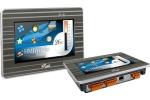 "VPD-173N-64  7"" Touch Screen HMI Display, IP65 Panel (64Mb)"