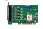 VXC-114U 4-port RS232 Universal PCI Comms Card