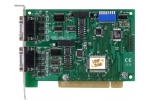 VXC-142iU 2-port RS422 / RS485 Comms Card- isolated UPCI