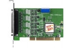 VXC-144U 4-port RS422/RS485 Universal PCI Comms Card