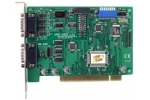 VXC-182i 2-port Comms Card (1x RS232, 1x isolated RS422/485)