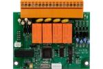 XV306 Analog (4AI) +Digital I/O (4DI/4RO) Daughter Board