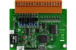 XV308  Analog input (8AI) +Digital I/O (8DIO) Daughter Board