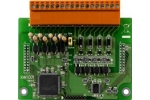 XW107i Isolated Digital I/O Expansion board (8DI/8DO)